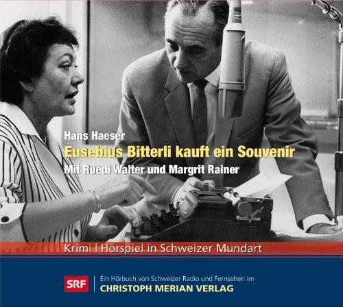 Hans Haeser - Eusebius Bitterli kauft ein Souvenir (CMV)