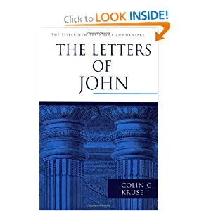 The Letters of John (Pillar New Testament Commentary)