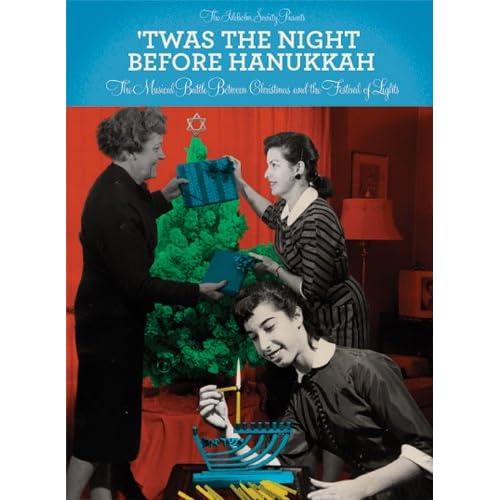 "'Twas The Night Before Hanukkah"" Let's Not Get Carried Away"