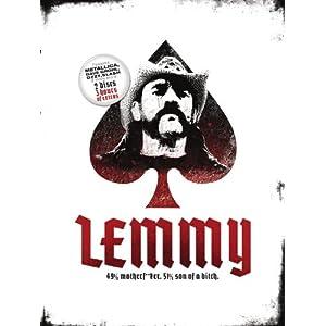 Lemmy DVD (2011)