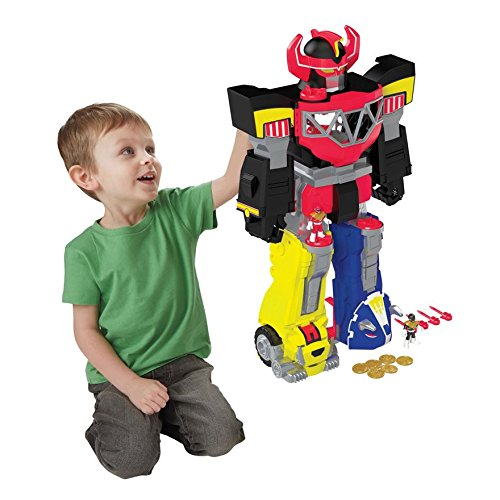 F-P Imaginext Morphin Megazord Power Rangers Toy