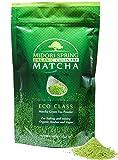 Midori Spring (ECO) Organic Japanese Matcha - Culinary Grade Green Tea Powder for Cooking and Baking - Kosher, Vegan Certified (100g)