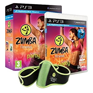 NEW VIDEO GAME: ZUMBA FITNESS FOR XBOX