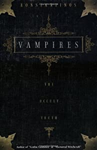 "Cover of ""Vampires: The Occult Truth (Lle..."