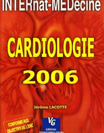 Cardiologie 2006 Internat Medecine