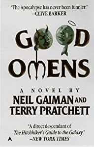 """Cover of """"Good Omens"""""""