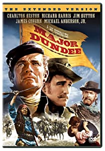 "Cover of ""Major Dundee (The Extended Vers..."