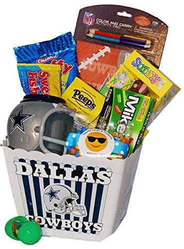 Dallas Cowboys Easter Basket