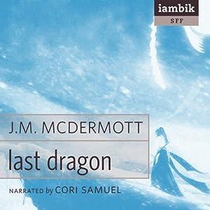 Last Dragon Audiobook