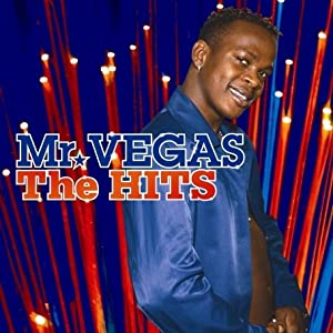 "Cover of ""Mr. Vegas: The Hits"""