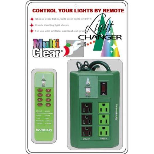 Christmas Lights Remote Control