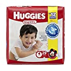 Huggies Snug and Dry Diapers, Size 4, 29 Count
