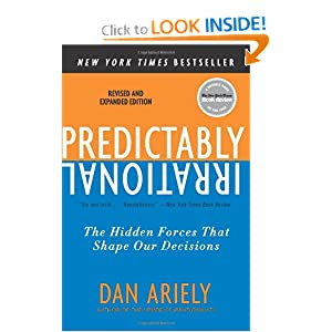 Predictably Irrational at Amazon