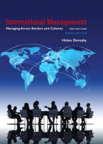 134376048 – International Management: Managing Across Borders and Cultures, Text and Cases (9th Edition)