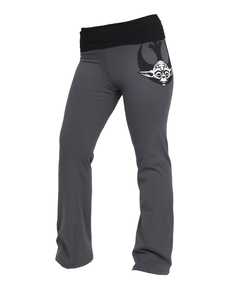 Star Wars Yoda Alliance Women's Yoga Pants