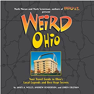 "Cover of ""Weird Ohio (Weird)"""