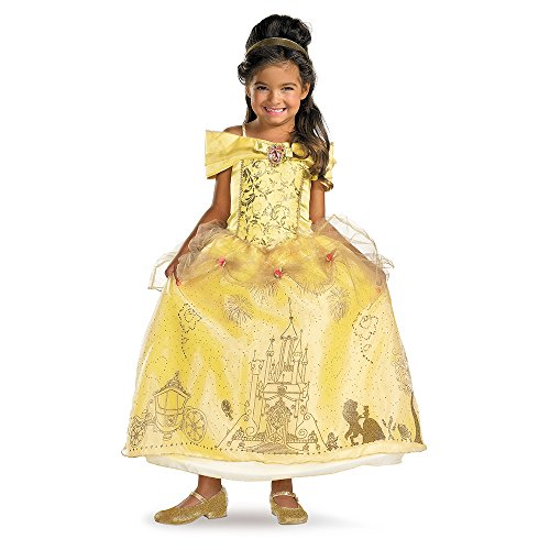 Storybook Belle Prestige Costume - Extra Small (3T-4T)