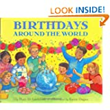 Birthdays Around the World, by Mary D. Lankford