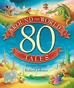 "Cover of ""Around the World in 80 Tales"""