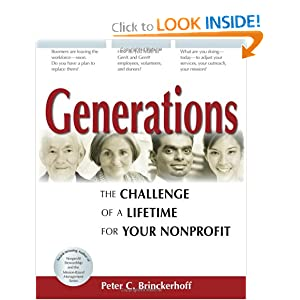 Generations: The Challenge of a Lifetime for Your Nonprofit