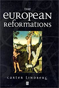 """Cover of """"The European Reformations"""""""