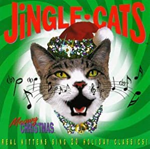 """Cover of """"Meowy Christmas"""""""