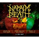 Napalm Death - Inside The Torn Apart/Words From The Exit Wound/Breed To Breathe set