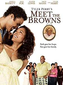 "Cover of ""Tyler Perry's Meet The Browns"""