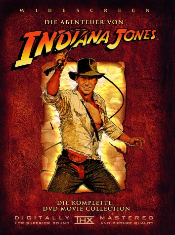 """Cover of """"Indiana Jones and the Temple of..."""
