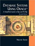 cover of Database Systems Using Oracle (2nd Edition)