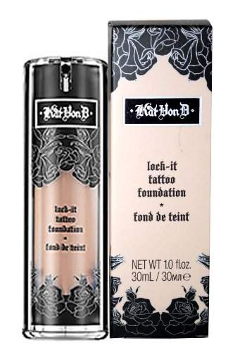 Kat Von D Lock-It Tattoo Foundation Medium 54