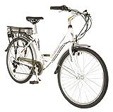 Vilano Pulse Women's Electric Commuter Bike - 26-Inch Wheels