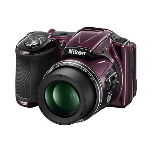 Nikon COOLPIX L830 16 MP CMOS Digital Camera