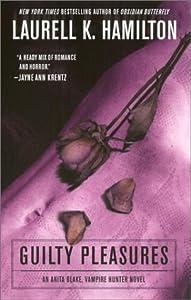 """Cover of """"Guilty Pleasures (Anita Blake V..."""