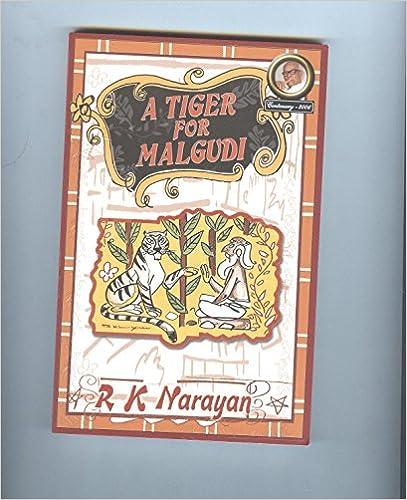 RK Narayan Books List, Short Stories : A Tiger of Malgudi