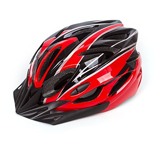 SUNVP Helmet Bicycle Integrated Ultralight Road Mountain Bike MTB Mountain Cycling Sports Safety Helmets for Men Women