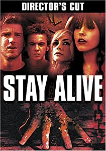"Cover of ""Stay Alive - The Director's Cut..."