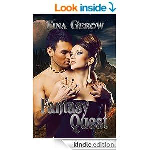 Fantasy quest, tina gerow