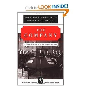 The Company (bookcover)