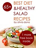 healthy salad recipes book for healthy life. (healthy recipes cookbook)