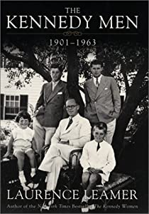 "Cover of ""The Kennedy Men: 1901-1963"""