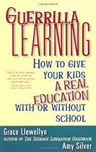 "Cover of ""Guerrilla Learning: How to Give..."