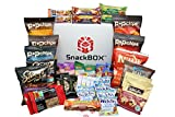 Healthy Snacks Care Package By Snack Box (40 Count)
