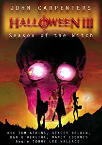 "Cover of ""Halloween III: Season of the Wi..."