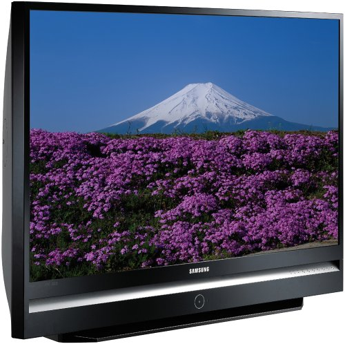 Samsung HL S5687W 56 Inch 1080p DLP HDTV For Sale