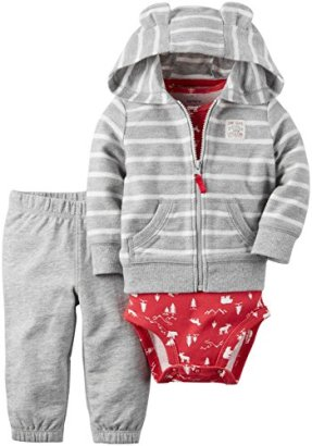 Carters-Baby-Boys-Cardigan-Sets-Heather-9-Months