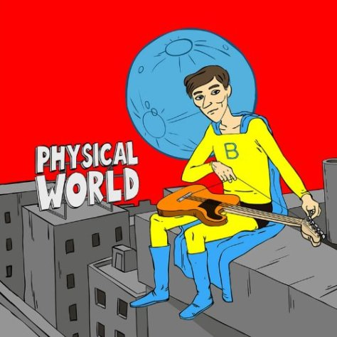 Bart Davenport-Physical World-PROMO-CD-FLAC-2014-DCRD Download