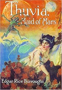 "Cover of ""Thuvia, Maid of Mars"""