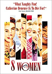 "Cover of ""8 Women"""