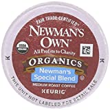 Newman's Own Organics Special Blend (Extra Bold), K-cups For Keurig Brewers, 24-Count Box (Pack of 2)